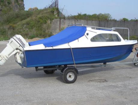 Shetland 535 tonneau & Nauticover Cornwall price list for boat covers.