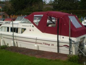 Viking 26 side