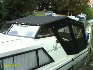 We are able to make any sort of cover you want ~ canopy tonneau or extension. & Nauticover | Bespoke boat covers and canopies | Cornwall